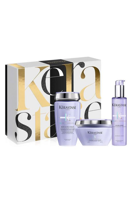 Christmas Set Blond Absolu