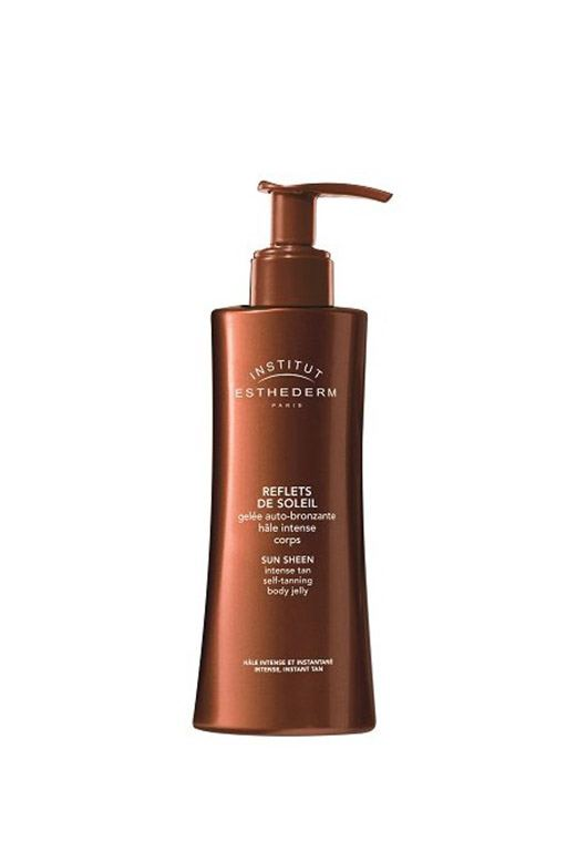 Sun Sheen Light Tan Self Tanning Body Lotion