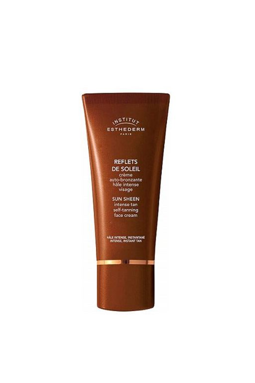 Sun Sheen Self Tanning Face Care