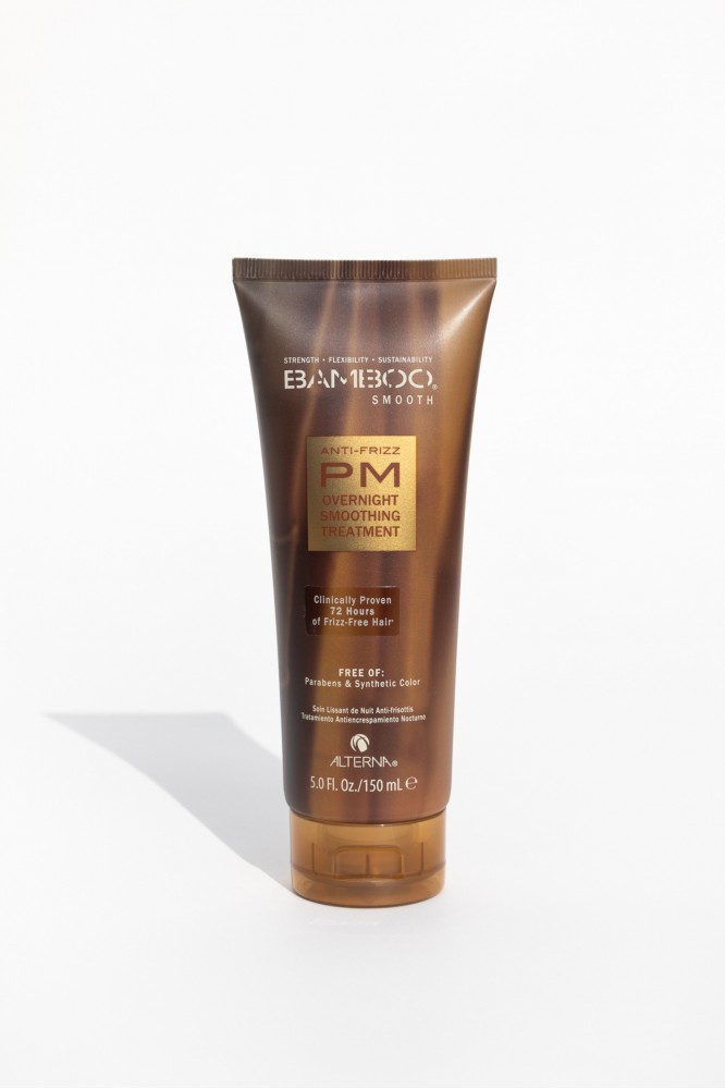 Bamboo Smooth PM Overnight Smoothing Treatment