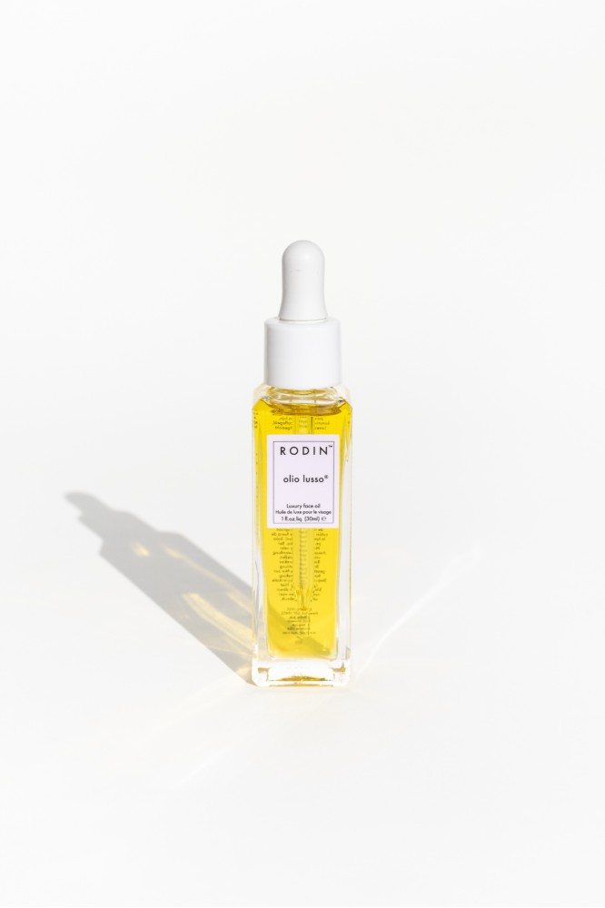 Lavender Face Oil